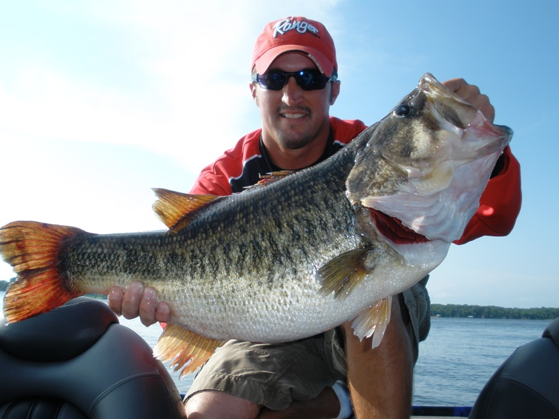 Trophy Bass Fishing Guide James Caldemeyer Ministry Information