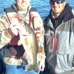 lake fork fishing guide in texas